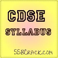 CDSE 2012-2013 Syllabus