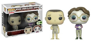 Pop Television: Stranger Things - Eleven & Barb 2-pack.