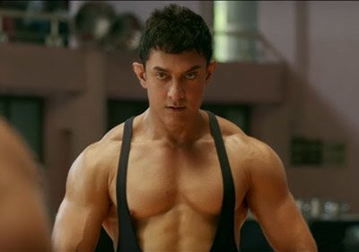 Dangal, Movie Trailer Still, Aamir Khan, Wrestler Phogat