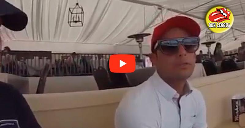 El Hijo de Alejandro Andrade confesó que le han pagado los mejores entrenadores del mundo