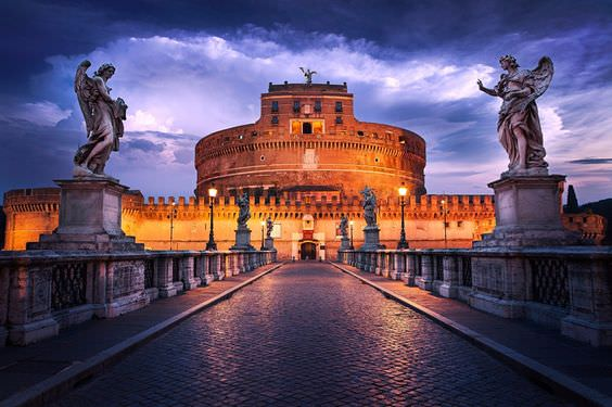 Italy Travel Guide: 10 Best Places to Visit in Rome - Castel Sant'Angelo