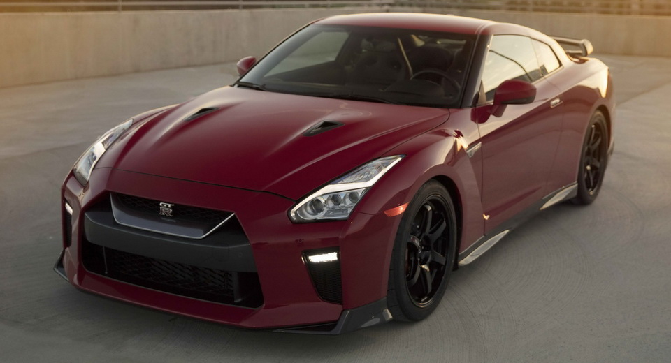 Nissan GT-R Track Edition Is Still Road Legal