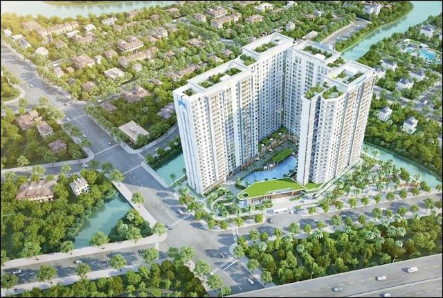 Mua Căn hộ Jamila Khang Điền Quận 9