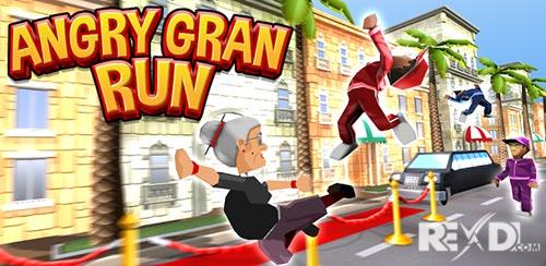 تحميل  Angry Gran Run Running Game  مهكرة