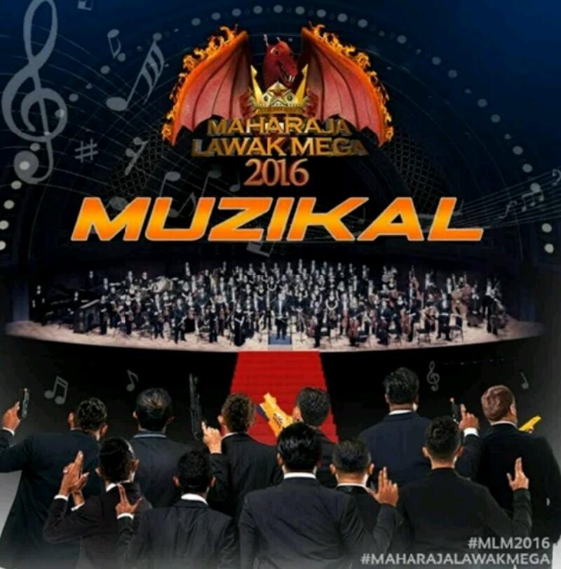 Minggu Ke-7 Maharaja Lawak Mega 2016