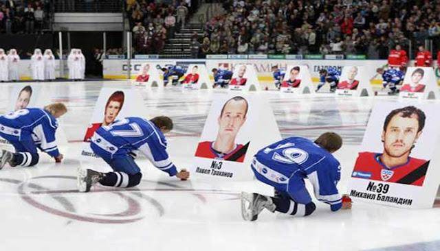 Tragedi Terburuk Yang Melibatkan Tim Olahraga 9 TRAGEDI TERBURUK YANG MELIBATKAN TIM OLAHRAGA