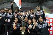 Tim Thomas Indonesia Berhasil Kalahkan Tim Thomas Jepang