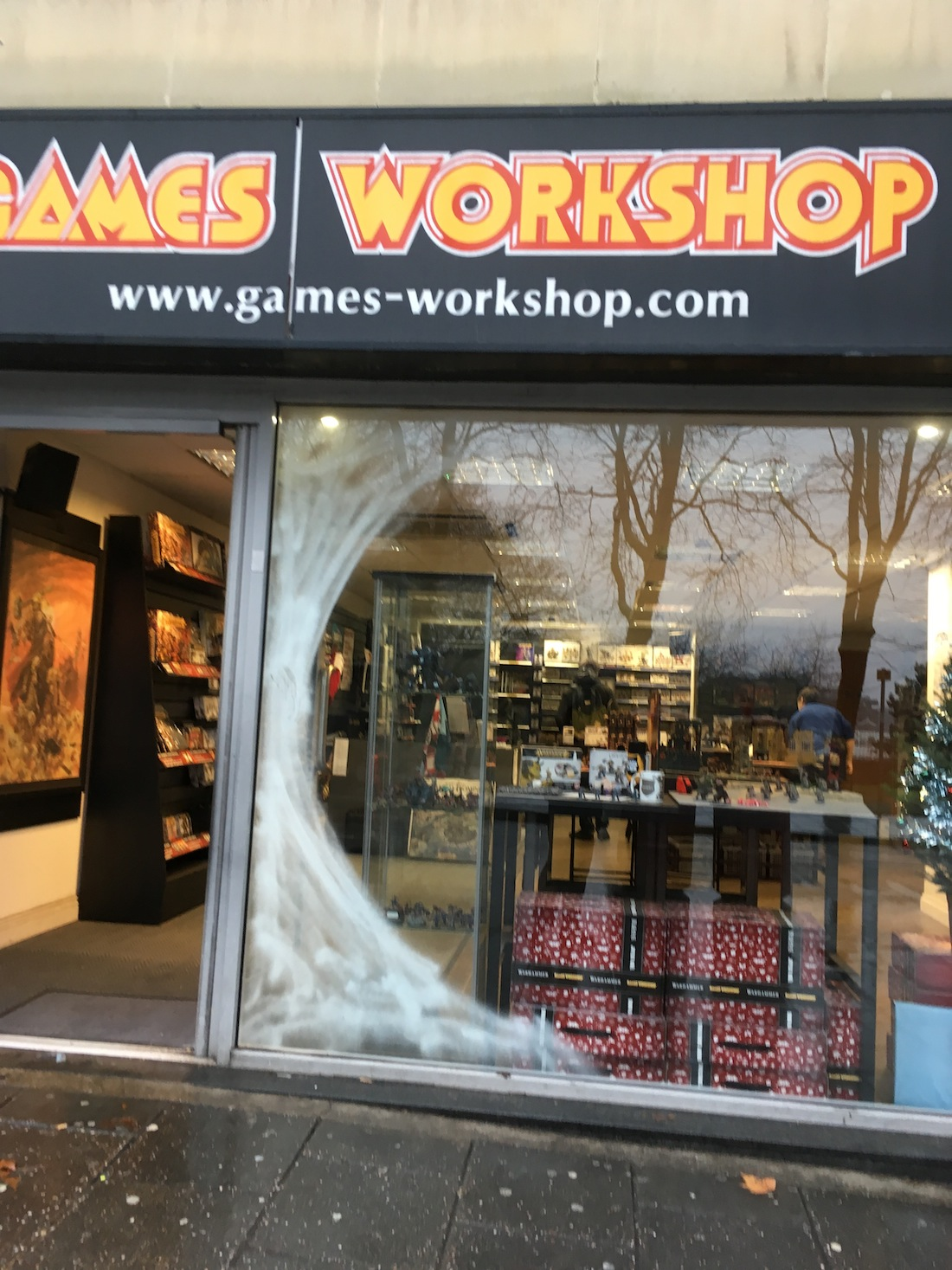 Games Workshop Warpstone Flux Games Workshop Bristol Central