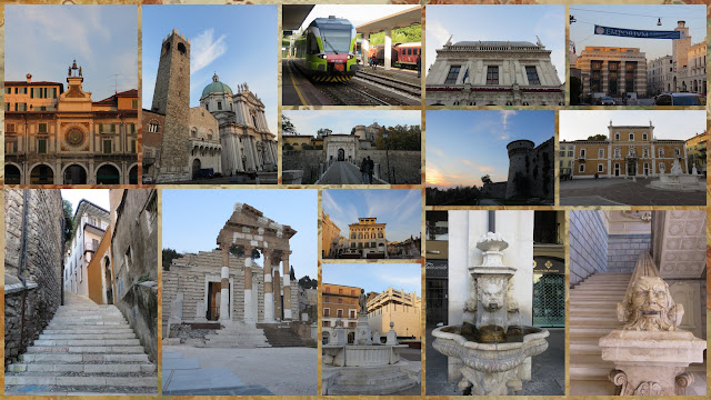 Bergamo to Lake Iseo in a day - Roman Ruins in Brescia