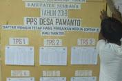 KPU Sumbawa Umumkan DPTHP-2