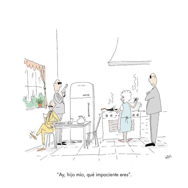 Humor en cápsulas. Para hoy domingo, 29 de mayo de 2016