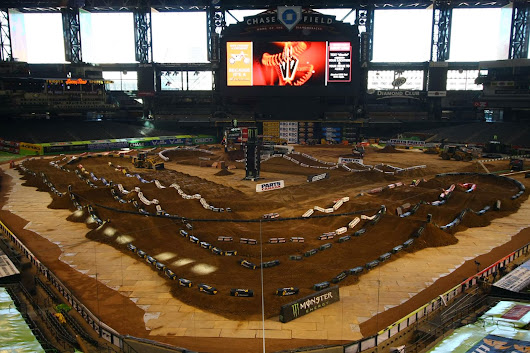 Rd 2 Phoenix Supercross 2014 Live Streaming Chase Field | Watch 2014 AMA Supercross Live Stream