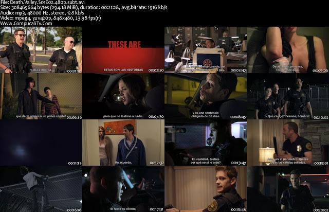 Death Valley Serie Descargar Temporada 1 Subtitulos Español Latino HD