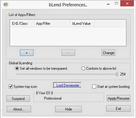 How to Enable Aero Glass Transparency Effect in Windows 8