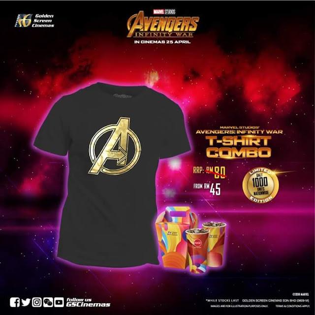 gsc avengers infinity war