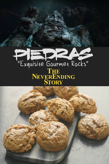 Exquisite Gourmet Rocks (aka Piedras) | The NeverEnding Story