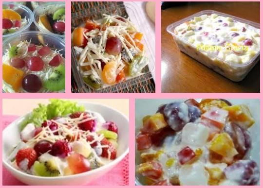 Resep Cara Membuat Salad Buah yang Segar dan Sehat