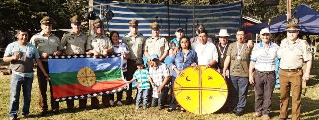 Carabineros enfrentó a comunidad Kumelelfu en encuentro de Palín