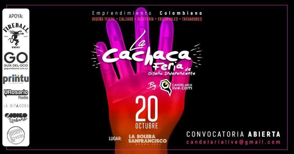 3fa9e97a1f La Cachaca Feria Octubre 2018