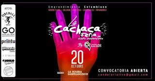 La Cachaca Feria Octubre 2018