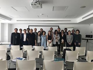 ヨーロッパ生殖医療学会開催中、王先生はスペイン最大の生殖医療センターIVIを訪れました。