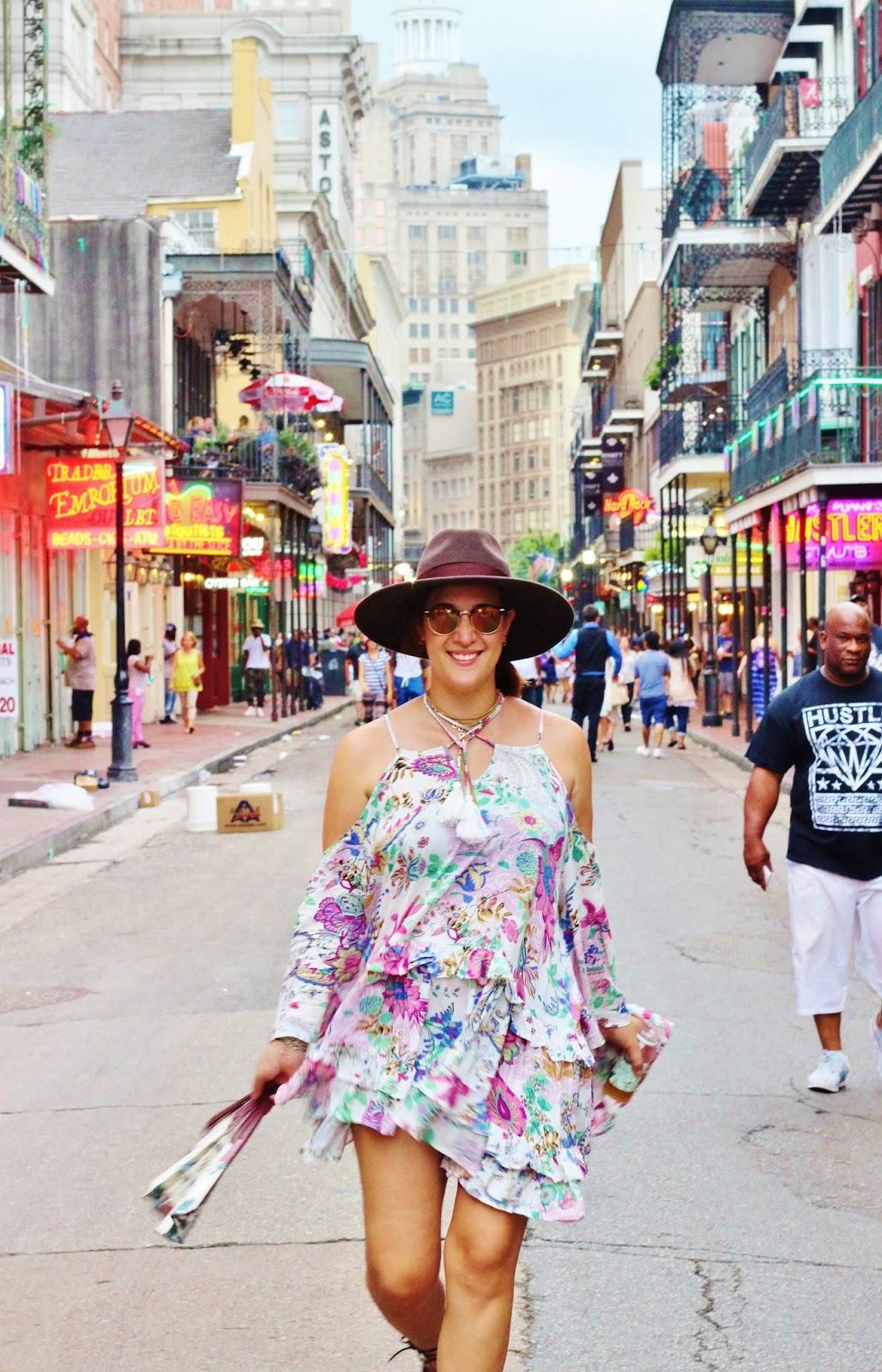 New Orleans Bourbon Street