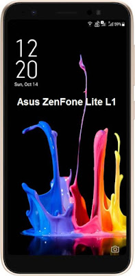 Asus ZenFone Lite L1 – 5.45-inch Full View Display | ZenUI 5 Powered by Android Oreo | Qualcomm Snapdragon 430