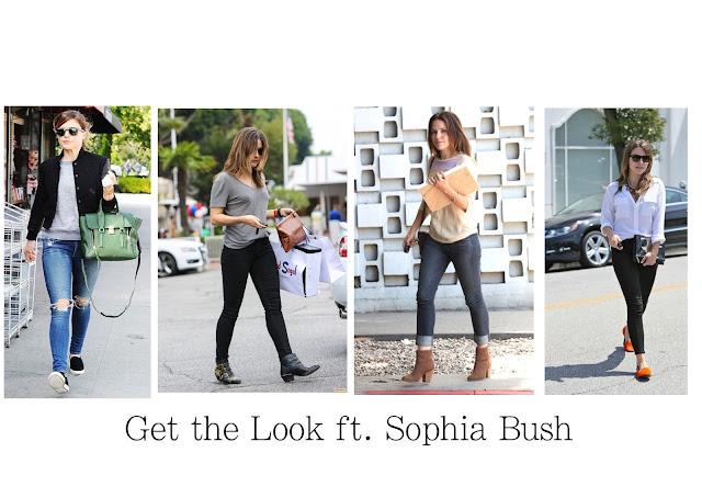 Get the Look ft. Sophia Bush