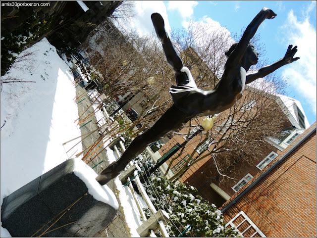 Primavera Nieve 2016 Bailarina Cambridge