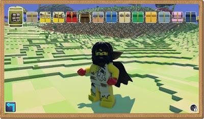 LEGO Worlds Gameplay PC