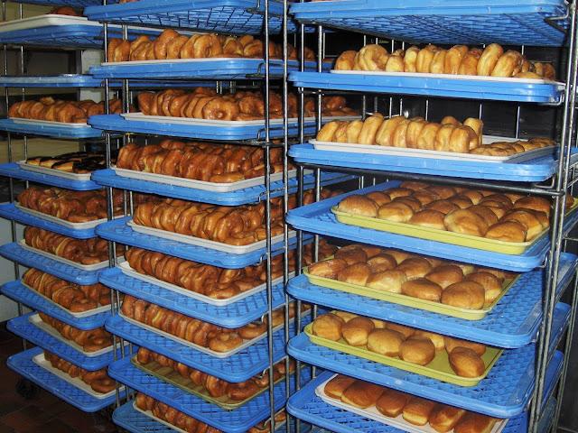 Sherry's Bakery, Homemade Doughnuts in Dunn.