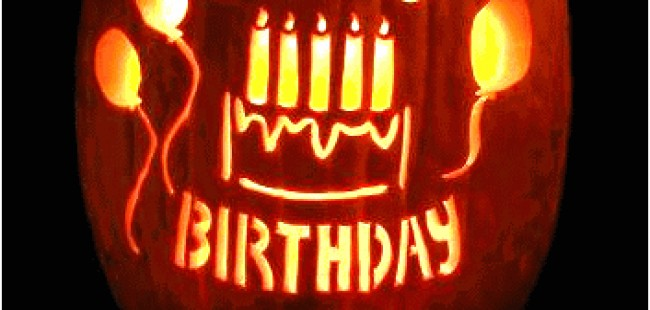 Happy halloween birthday images graphics cards download | Funny ...