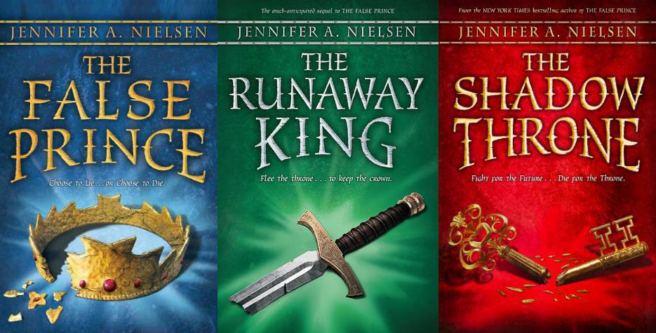 Delicious Reads Quot The False Prince Quot By Jennifer Nielsen