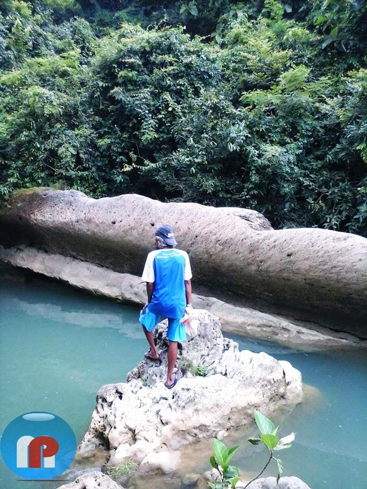 Kedung Perahu Tambakromo layak Menjadi Obyek Wisata