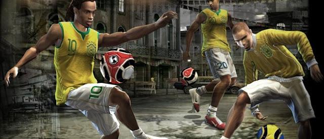 تحميل لعبة كرة الشوارع للكمبيوتر من ميديا فاير urban freestyle soccer