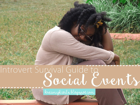 Introvert Survival Guide to Social Events