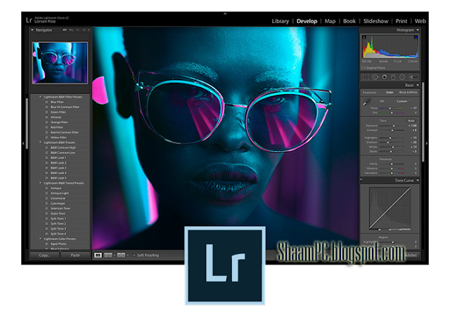 Adobe Photoshop Lightroom Classic CC 2018 7 0 1 10 (64bit