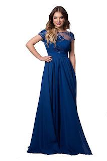 Rochie Erin Albastră1