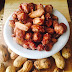 Receta para preparar cacahuates garrapiñados