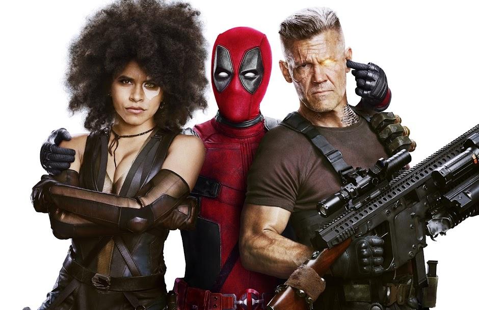 """Deadpool 2"
