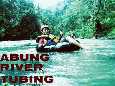 Abung River Tubing