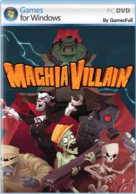 Descargar MachiaVillain pc español mega y google drive /