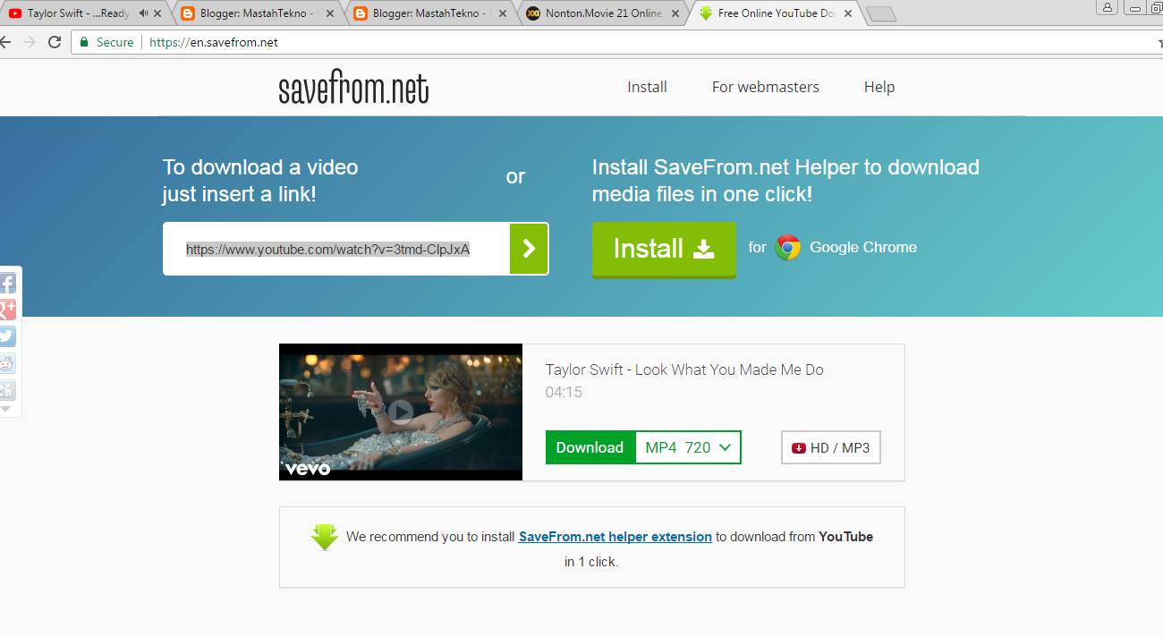 cara mendownload film dari youtube con idm :: oxurlanja cf