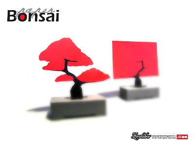 Creat your own Paper Bonsai