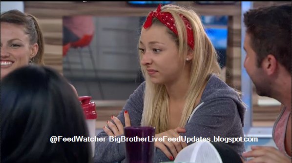Big Brother 17 Becky Hit By Train