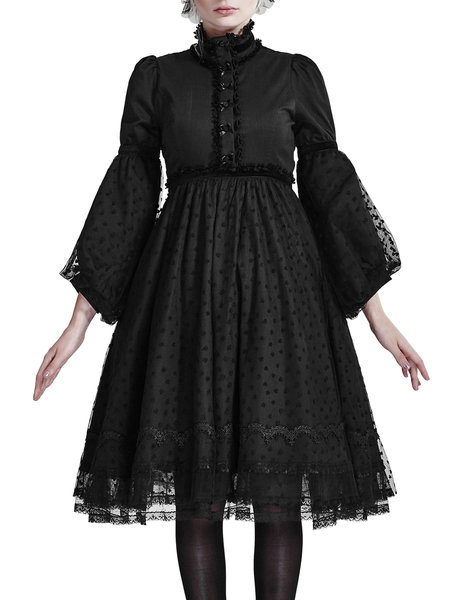 https://www.stylewe.com/product/black---long-sleeve--bow-printed-mesh-midi-dress-76790.html