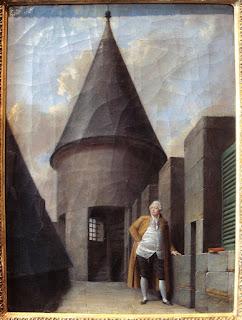 Luis Capeto en la Prision del Temple
