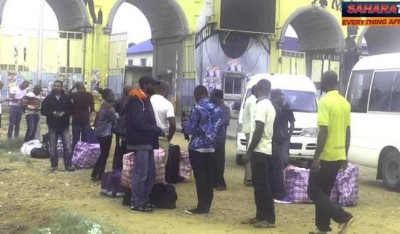 2,114 Nigerians evacuated from Libya – NAPTIP