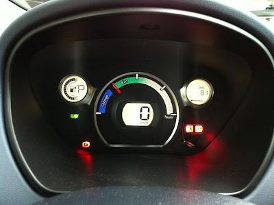 J'ai testé la Peugeot Ion full electric