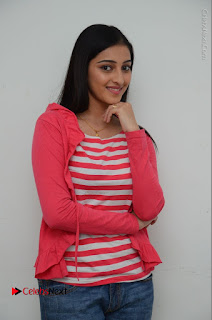 Telugu Actress Mouryani Latest Pos in Blue Denim Jeans  0066.JPG